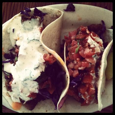 Fish Tacos- theArtfuLife